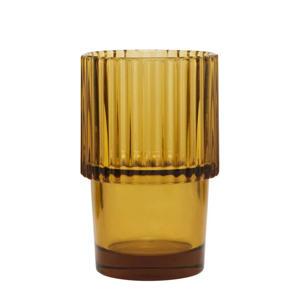 glas Rills (set van 4) (Ø6,8 cm)