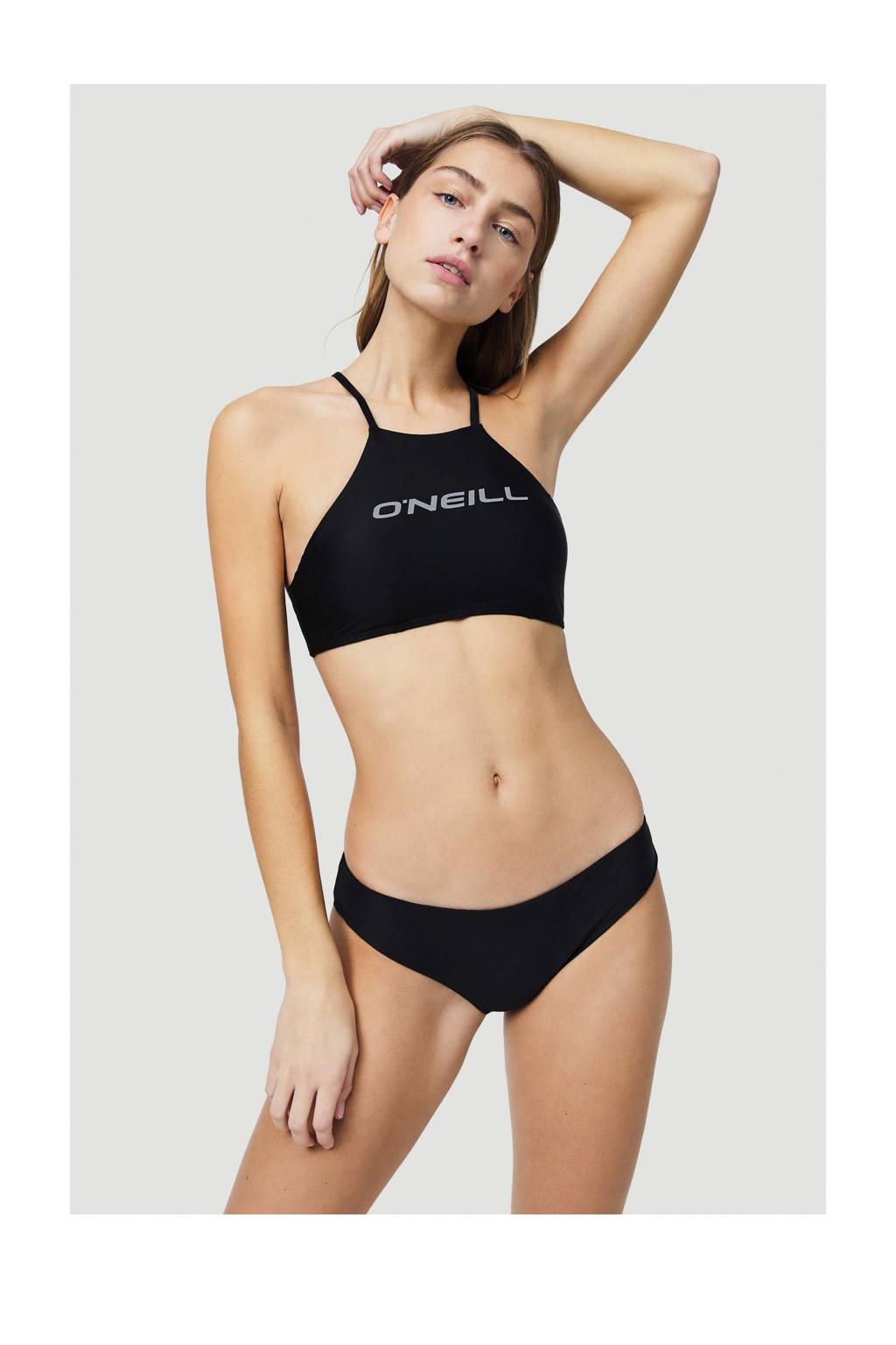 O'Neill crop bikini Soara Maoi zwart, Zwart