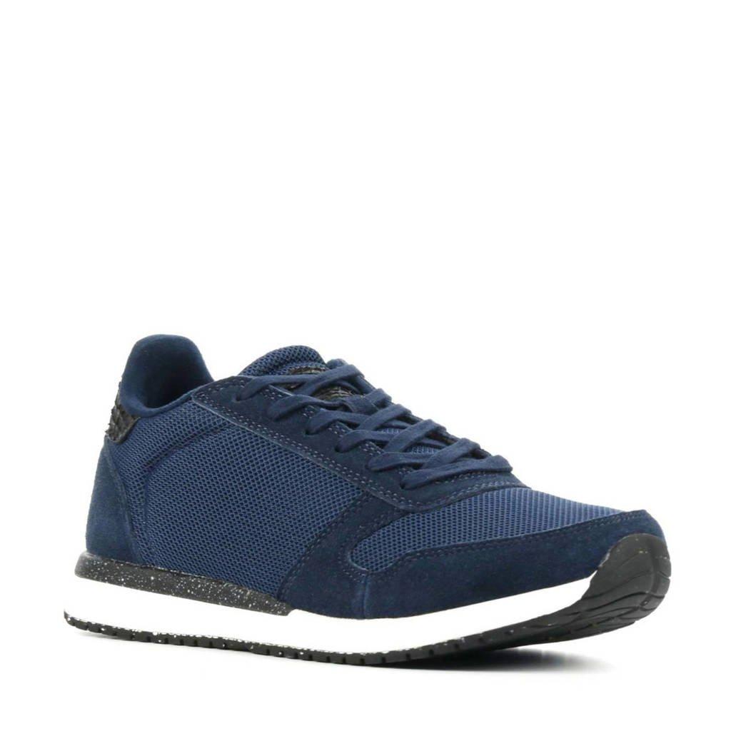 Woden Ydun Fifty  sneakers blauw, Blauw