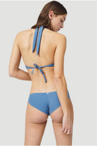 O'Neill halter bikinitop Sao blauw, Blauw