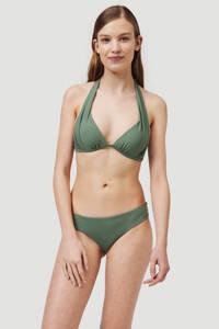 O'Neill halter bikinitop Sao groen, Groen