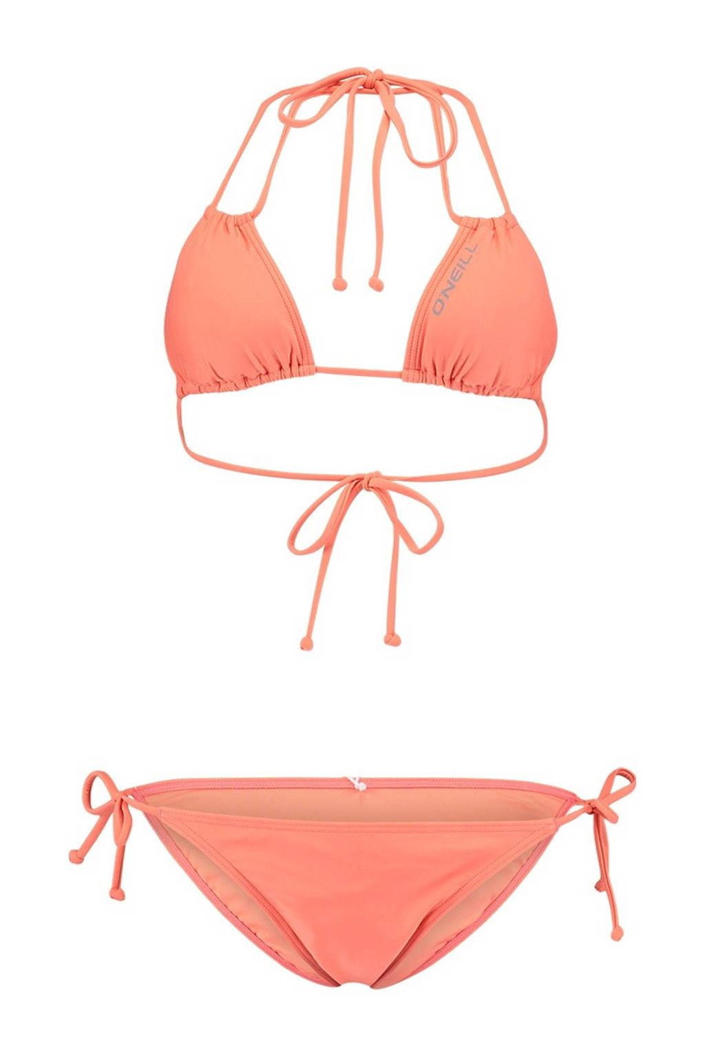 O'Neill triangel bikini Capri Bondey oranje, Oranje