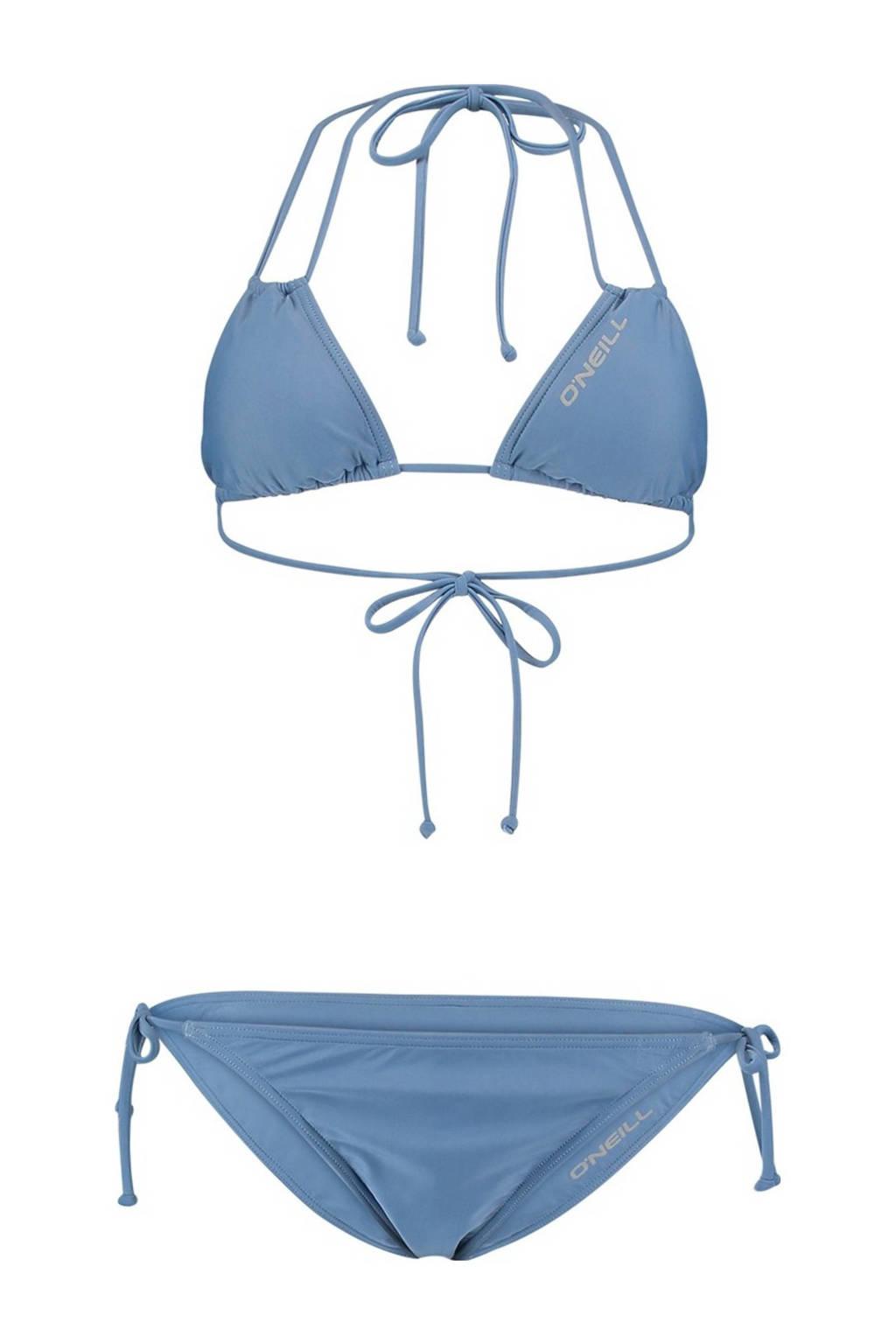 O'Neill triangel bikini Capri Bondey blauw, Blauw