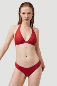 O'Neill halter bikinitop B-cup rood, Bossa Nova Red