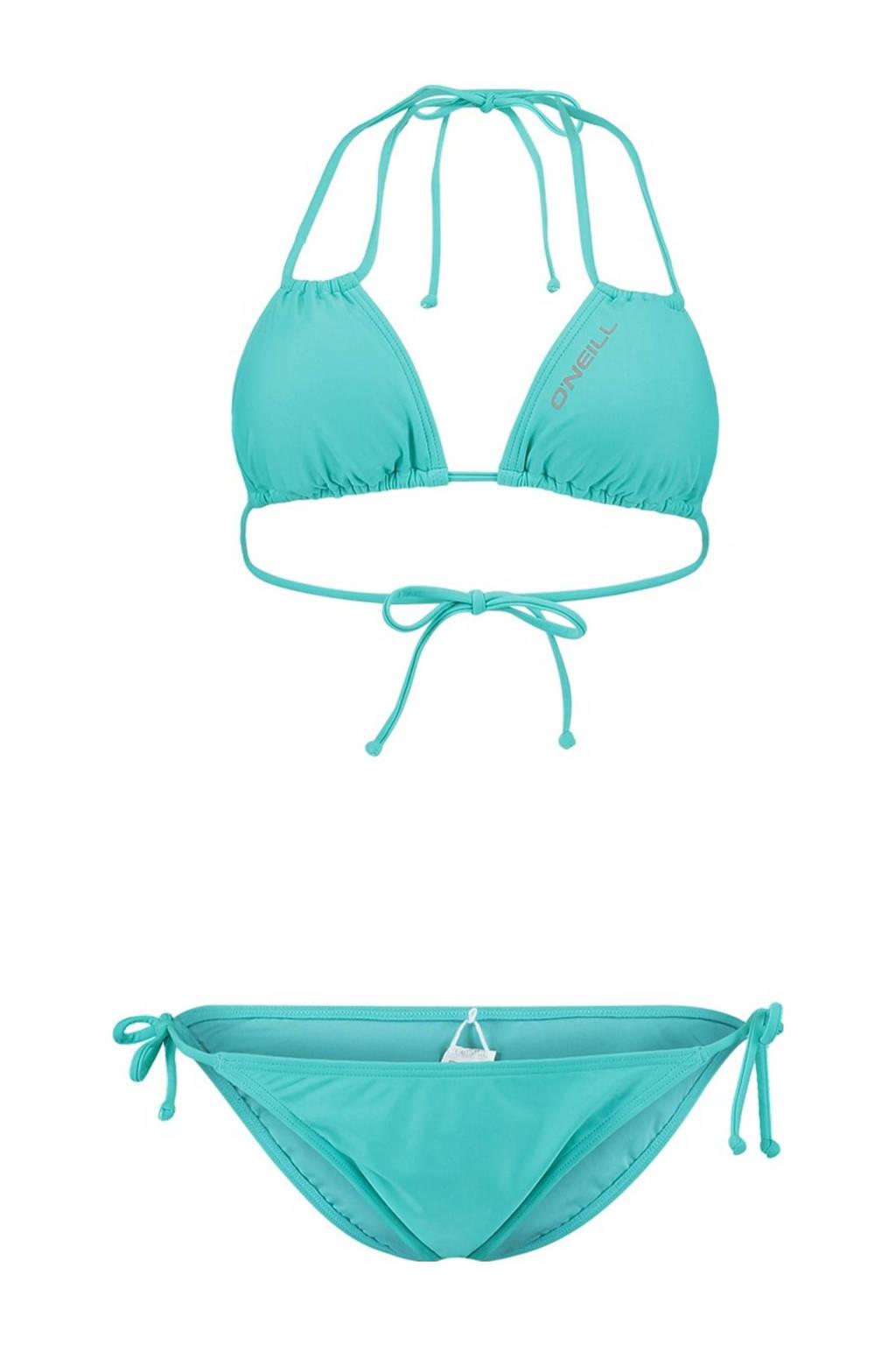 O'Neill triangel bikini Capri Bondey lichtblauw, Turquoise