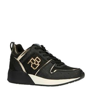 Ice  sneakers zwart/goud