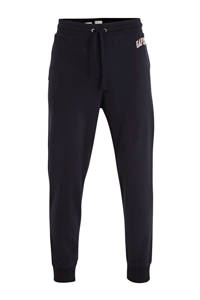 GAP straight fit joggingbroek met logo navy, Navy