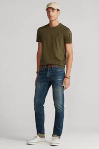 POLO Ralph Lauren T-shirt olijfgroen, Olijfgroen