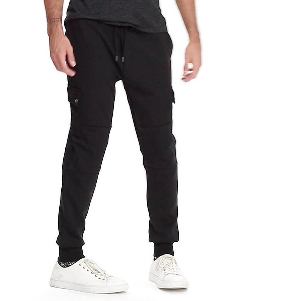POLO Ralph Lauren regular fit joggingbroek zwart, Zwart