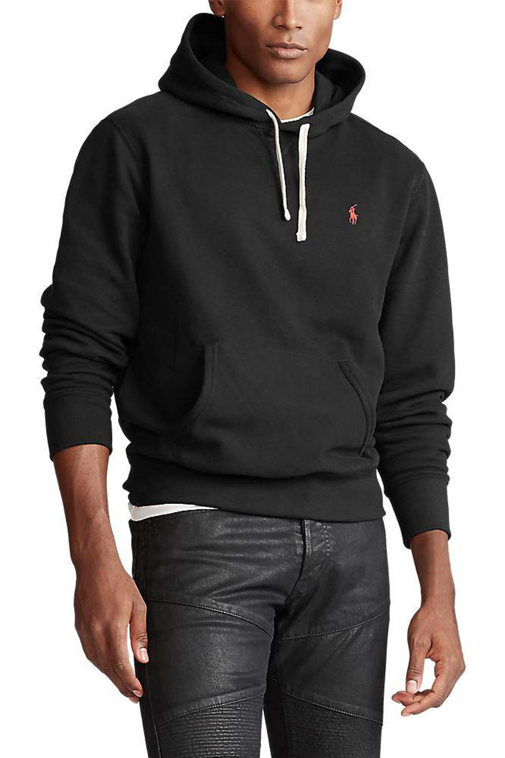 POLO Ralph Lauren hoodie zwart, Zwart