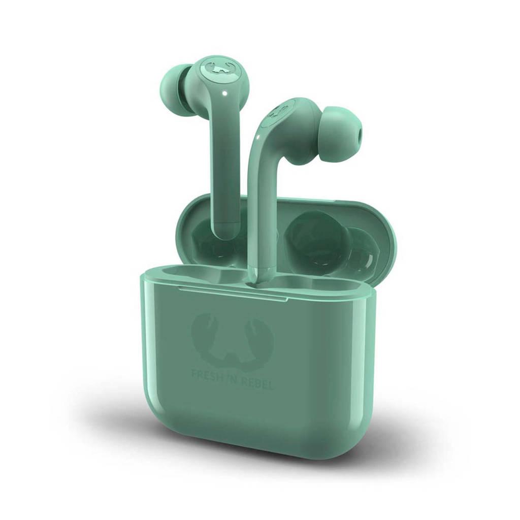 Fresh 'n Rebel Twins Bluetooth in-ear hoofdtelefoon (groen), Mint colour
