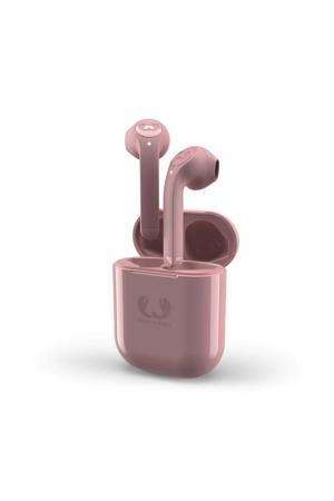 Twins Tip Bluetooth in-ear hoofdtelefoon (roze)