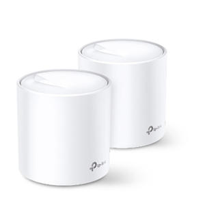 DECO X20 multiroom router duo pack