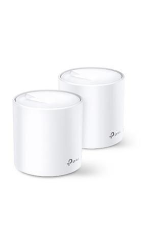 DECO X20 multiroom router duo pack