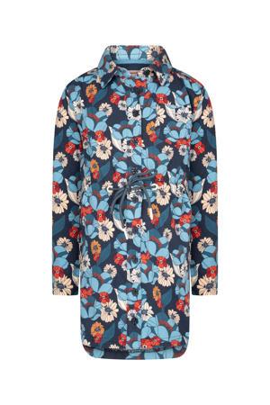 gebloemde jurk Devoted To U multicolor