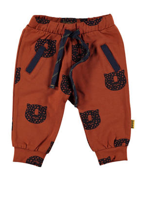 B.E.S.S baby broek met all over print brique