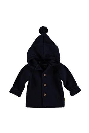 B.E.S.S baby vest donkerblauw