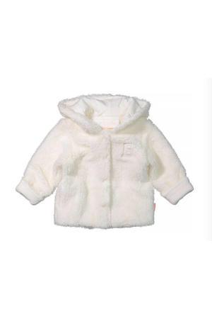 B.E.S.S baby reversible vest off white