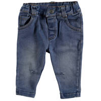 B.E.S.S baby regular fit jog denim stonewashed, Stonewashed