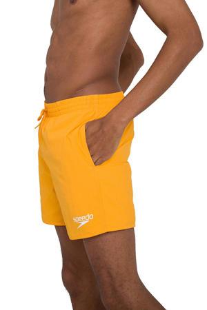 zwemshort Essentials oranje