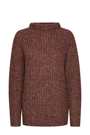 coltrui KAsaya Knit Pullover rood