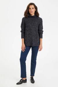 Kaffe coltrui KAsaya Knit Pullover blauw, Blauw