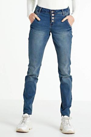 slim fit jeans LeahCR dark blue woven