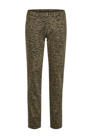 slim fit jeans LotteCR Printed Twill Pants - Coco Fit met all over print multi