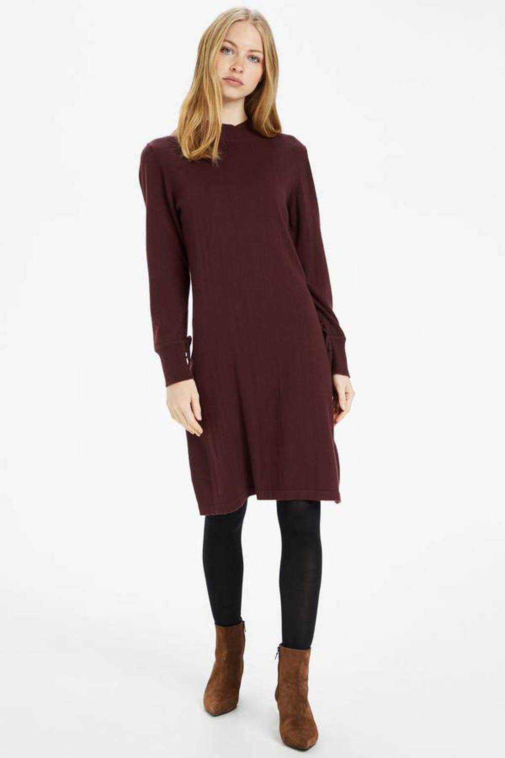 Cream A-lijn jurk BellaCR Dress bruin, Bruin