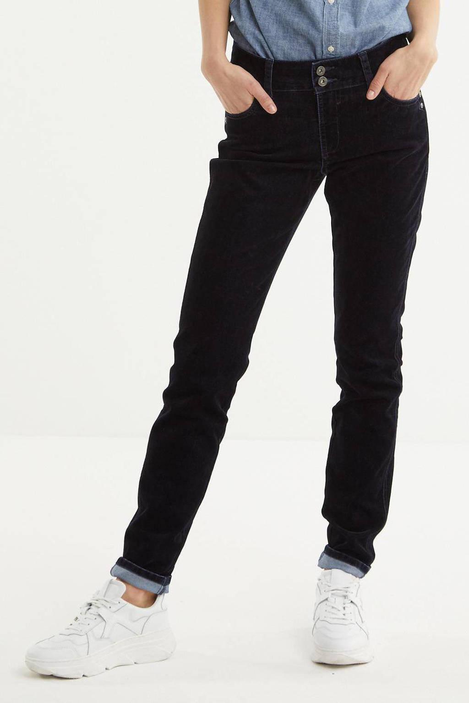 Geisha skinny jeans dark denim, Dark denim
