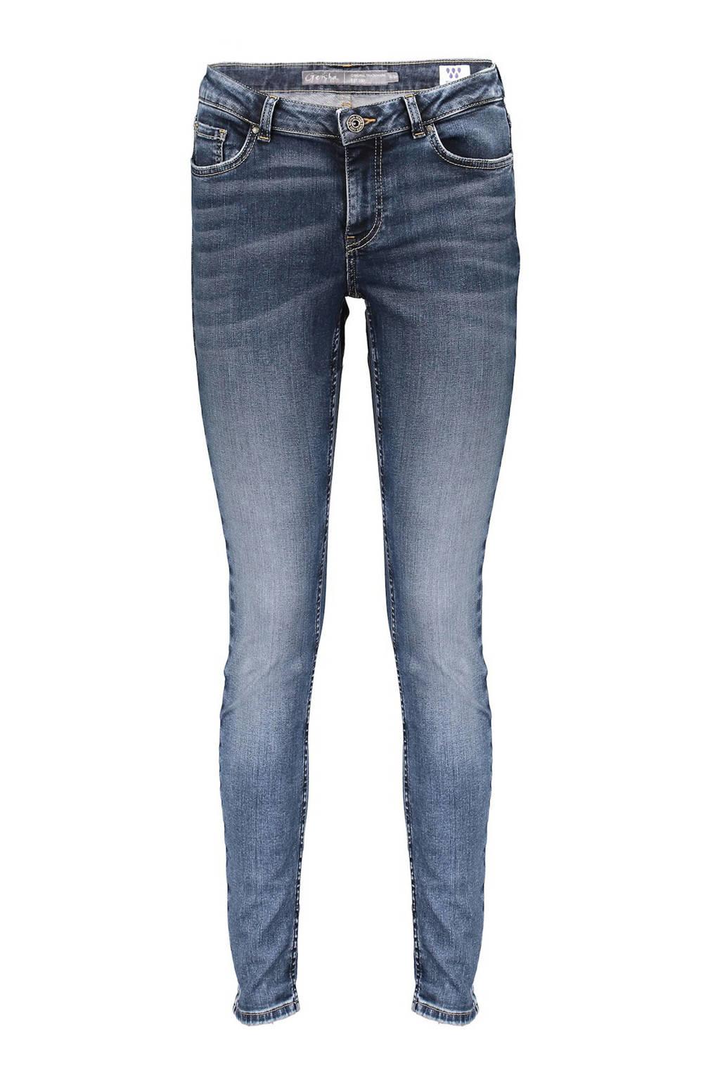 Geisha skinny jeans stonewashed, Stonewashed