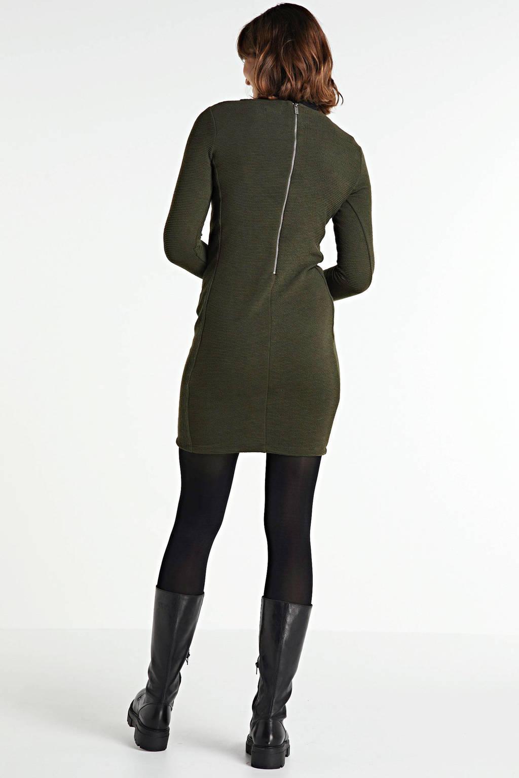 Superdry jurk groen, Groen