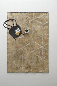 W vloerkleed Radison  (230x160 cm), Bruin