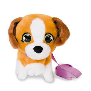 Mini Walkiez - Beagle interactieve knuffel