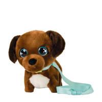 IMC Mini Walkiez - Chocolab interactieve knuffel, Pluche