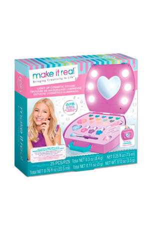 Make it Real Make-Up Koffer met verlichting