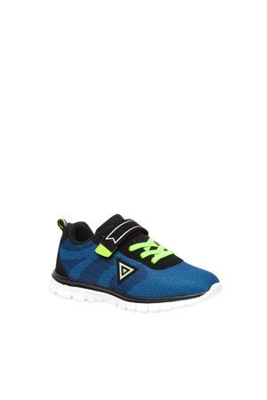 sportschoenen blauw/geel