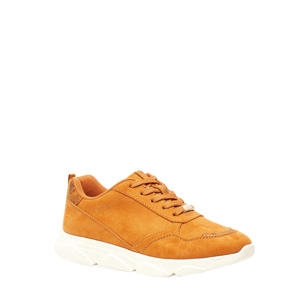 dad sneakers okergeel