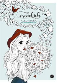 CreaChick Kleurboek - CreaChick