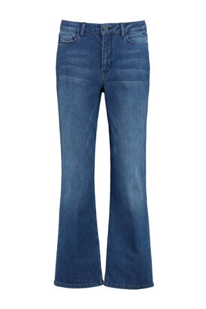 straight fit jeans denim blauw