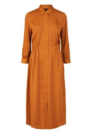 blousejurk oranje