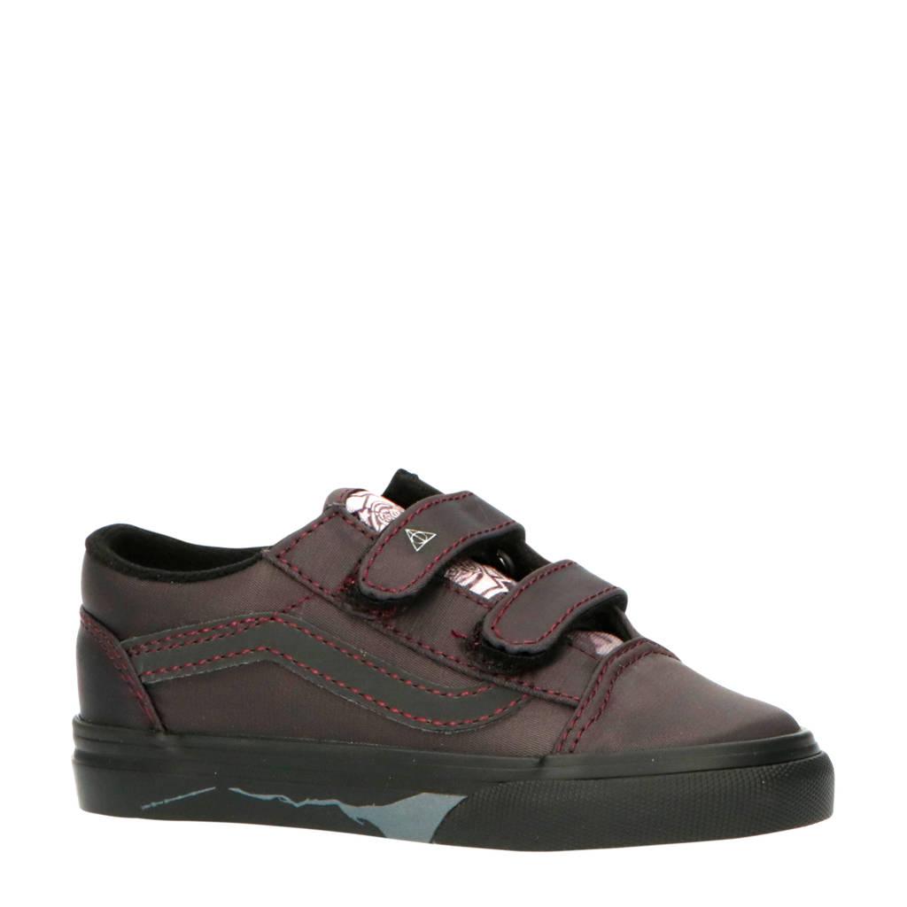 VANS Old Skool V Harry Potter sneakers zwart, Zwart