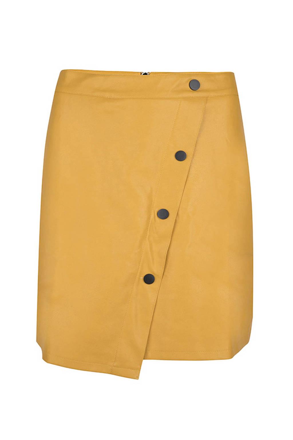 Lofty Manner rok Vianca geel, Geel