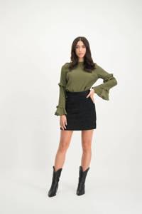 Lofty Manner rok Claudia zwart, Zwart
