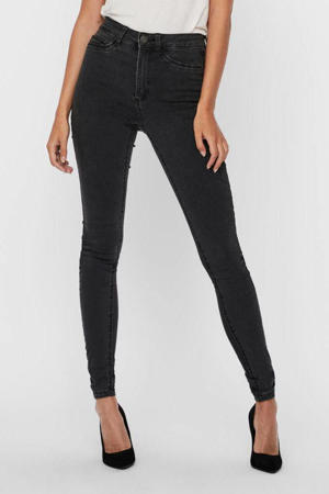 skinny jeans NMCALLIE dark grey denim