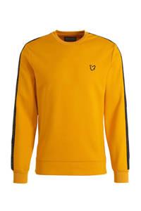 Lyle & Scott sweater geel, Geel