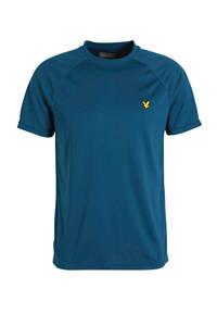 Lyle & Scott T-shirt blauw, Blauw