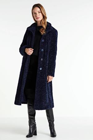 coat Flo donkerblauw
