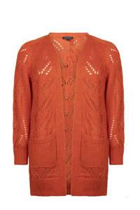 Tramontana vest oranje, Oranje