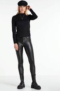 VILA trui Popsa zwart, Zwart